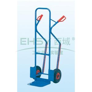 加强型钢制手推车,含实心橡胶轮胎 300Kg