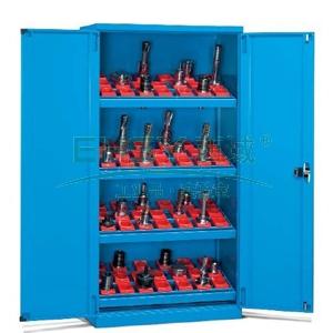 固定式刀具柜, 1023×555×2000mm(84只BT50刀套)