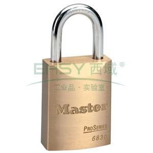 Master Lock高安全性挂锁,6830MCND(售完即止)