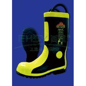 雷克兰绝缘消防战斗靴,9687L-43