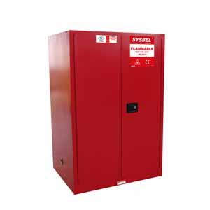 SYSBEL 可燃液体安全柜,FM认证,90G,不含接地线WA810860R