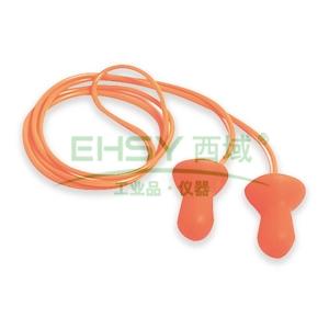霍尼韦尔 QD30 Quiet可重复使用带线耳塞,100副/盒