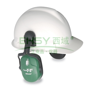 霍尼韦尔 1011601 可调节头箍电绝缘 配安全帽式耳罩 NRR23