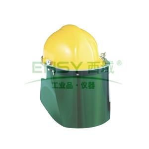 霍尼韦尔1002330防护面屏,聚醋酸酯,绿色,与1002302配合使用