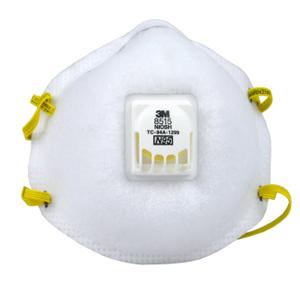 3M 8515 N95经济型焊接用防尘口罩,10个/盒