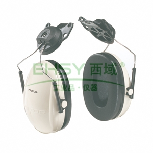 3M PELTOR H6P3E挂安全帽式耳罩