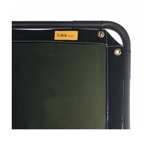 威特仕 焊接防护屏,55-7466,墨绿色中透视防护屏 1.74*1.74m