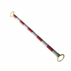 襄辰 路锥连接杆,红/白,PVC材质,Ф32mm,长2000mm