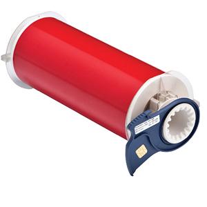 "BBP85胶带,B595,10""x50',红色"
