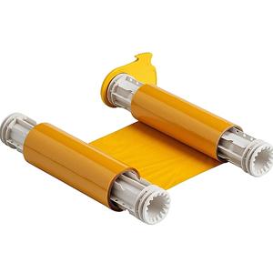 "BBP85单色色带,黄色,8.8""x200'"