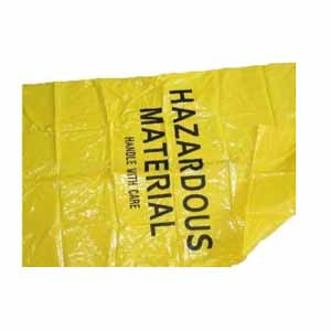 SPC 防化垃圾袋,聚氯乙烯,66cm×78cm,BAG104