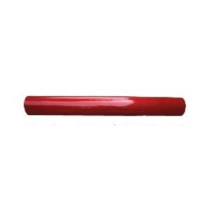 默邦 焊接防護屏,MB5302,1.8m*20m 卷裝焊接防護屏 2mm厚 橘紅色 不含框架