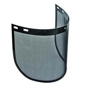 代爾塔DELTAPLUS 防護面屏,101305,VISOR G網格防飛屑面屏 不含支架,2片/包