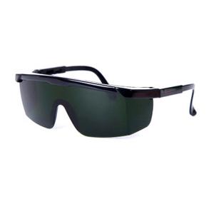 洁适比JSP 焊接眼镜,02-1207,海查焊接防护眼镜 黑色