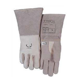 威特仕 驯鹿王高档电焊手套,10-2850-L
