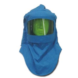 圣欧9.1cal防电弧头罩,标准款,含绿屏