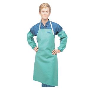 威特仕 焊接围裙,33-7036,火狐狸绿色围裙 91cm长