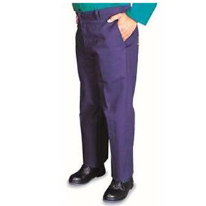 威特仕 焊接工作裤,33-8600XL,雄蜂王烧焊工作裤,海军蓝