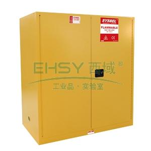 SYSBEL 易燃液体安全柜,油桶型,2x55G,不含接地线WA811100