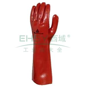 代尔塔 201402 防微生物加强硫化pvc手套