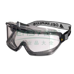 代尔塔豪华防雾安全护目镜,101104