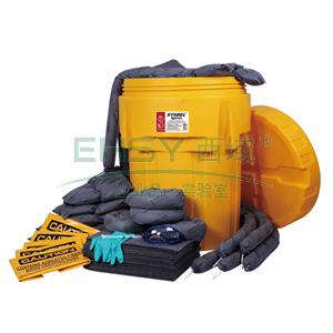 SYSBEL 95加仑泄漏应急处理桶套装,通用型,SYK950