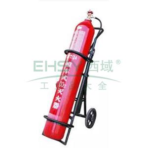 灭火器,二氧化碳灭火器,推车式,24kg