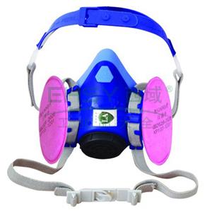 百安达 FB1201 KP100呼吸套装,PEA01面罩+1201过滤元件