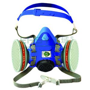 百安达 FB3111防有机气体防毒面具套装,FEA01面罩+3111过滤件,