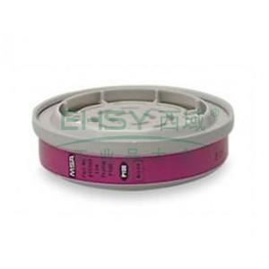 MSA 815369 优越型面罩配套用P100标准型滤片,2个/包
