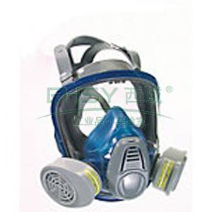 MSA Advantage 3200全面罩,热塑材料,中号,10146344