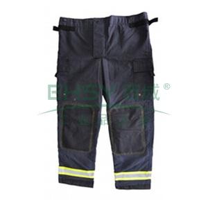 雷克兰  CEOSX系列消防战斗服裤子(含连接背带),尺码:XL
