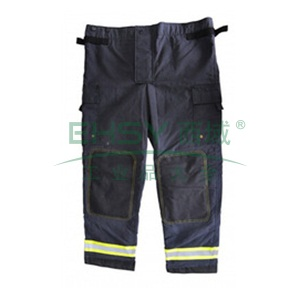 雷克兰  CEOSX系列消防战斗服裤子(含连接背带),尺码:XXL