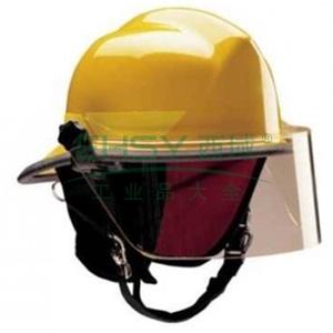 雷克兰  Bullard 消防头盔