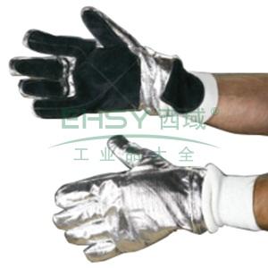 雷克兰 消防手套, NFPA认证;镀铝/双