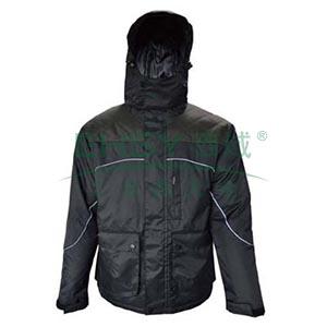 雷克兰EM305防寒服,XXXL(适用于-5℃~-10℃温度环境)