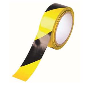 乐同 警示胶带,黄黑,60mm*22m