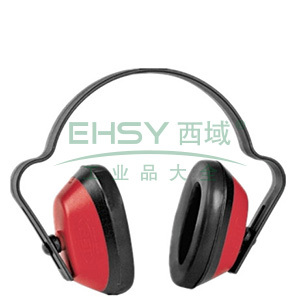 JSP 03-1010 杰式耳罩,红色