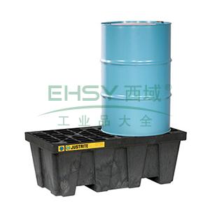杰斯瑞特 2桶装盛漏托盘,狭长形,28623