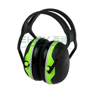 3M X4A 耳罩,头戴式
