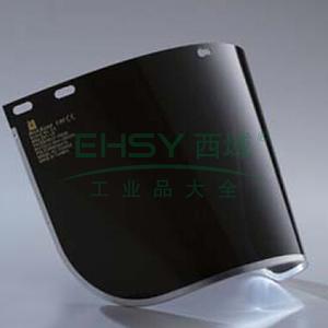 蓝鹰FC48G5 1.0mmPC防护面屏,深绿,5#,不含支架
