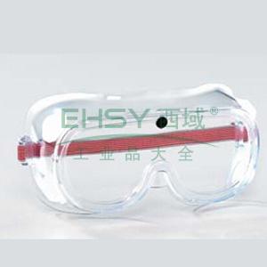 蓝鹰 NP104护目镜,PC 1.0mm ,防尘防冲击(不防雾),间接透气