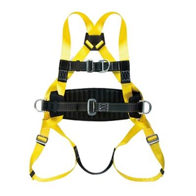 霍尼韦尔Honeywell 全身式安全带,DL-37A,DL三挂点全身式安全带带背部