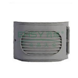 南核 2638 轻巧舒适型防护面罩滤棉承接座,适用于2628