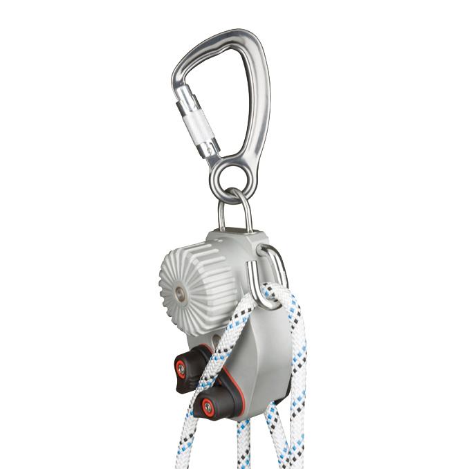 霍尼韦尔 SafEscape ELITE 自动缓降器配 80米安全绳, 带安全救援包(大号)