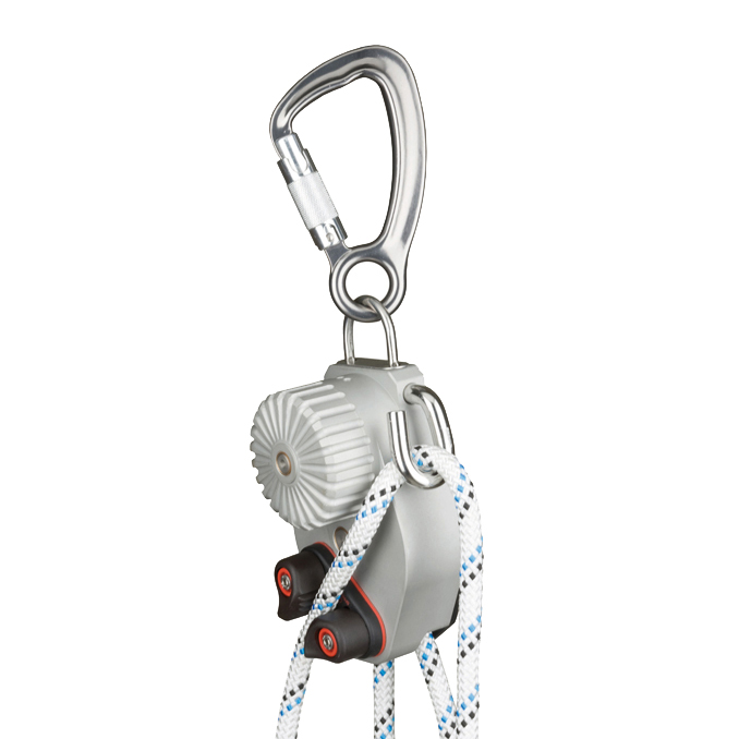 霍尼韦尔 SafEscape ELITE 自动缓降器配 100米安全绳, 带安全救援包(大号)