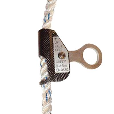 代爾塔DELTAPLUS 安全繩,503064,安全繩止鎖+20米繩(12mm)直繩