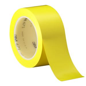 471黄色聚录乙烯胶带,10mmx33m