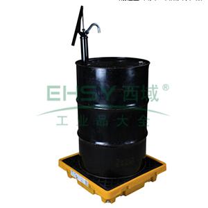 西斯贝尔 单桶聚乙烯盛漏平台SPP401