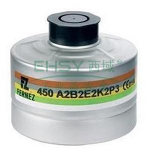 霍尼韦尔1784000 A2B2E2K2P3 综合铝制过滤罐